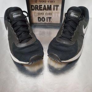 Nike Air Max Kids Black Sneakers